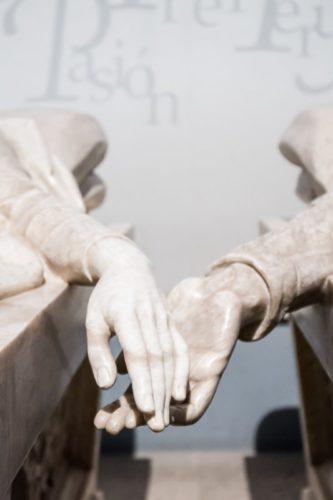 Amantes de Teruel (Mausoleo)